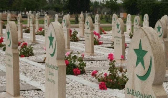 بعد أن تولى إدراتها بشكل تطوعي..المغرب ينفي ملكيته لمقبرة
