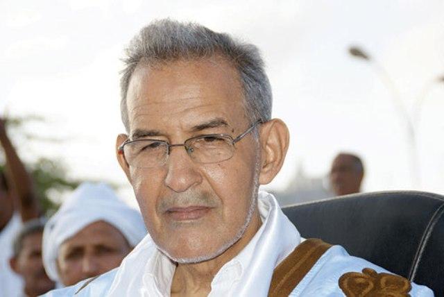 ولد داداه ينتخب على رأس منتدى المعارضة الموريتانية