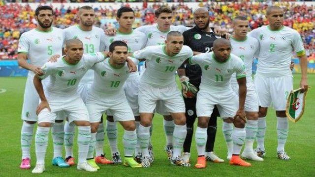 الجزائر تواصل تألقها وتسحق اثيوبيا بثلاثية