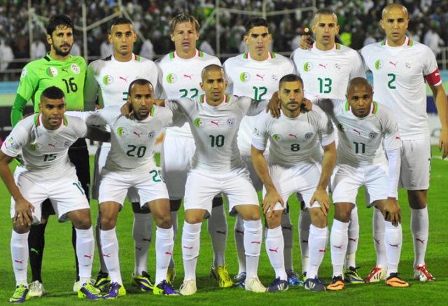 الخضر في المستوى الثاني قاريا بعد الهزيمة أمام مالي