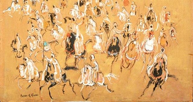 المغرب يحقق رقمين قياسيين عالميين في مزاد  لبيع اللوحات بباريس