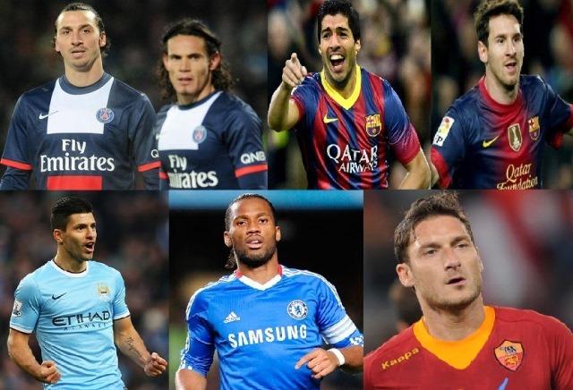 النجوم يخطفون الأضواء في دوري أبطال أوروبا