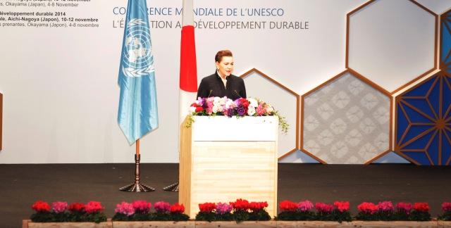 الأميرة للا حسناء: التربية على التنمية المستدامة معركة طويلة الأمد لأنها تستهدف العقليا