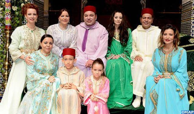 العاهل المغربي  يترأس حفلات زفاف  الأمير مولاي رشيد الخميس المقبل بالرباط