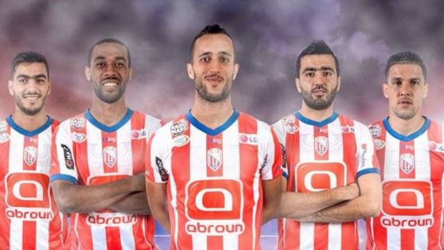المغرب التطواني يختار 23 لاعبا لمونديال الأندية