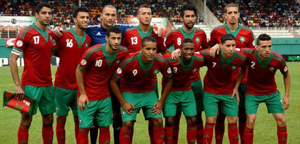 المنتخب المغربي يحقق فوزا معنويا على الزيمبابوي