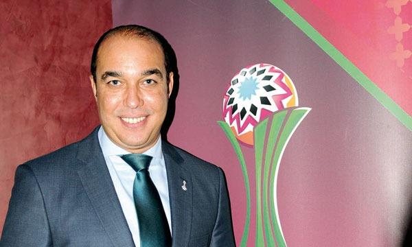 أوزين : : لم نرفض تنظيم كأس أمم أفريقيا