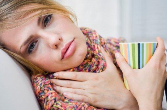 اربع وصفات طبيعية فعالة في علاج التهاب الحلق