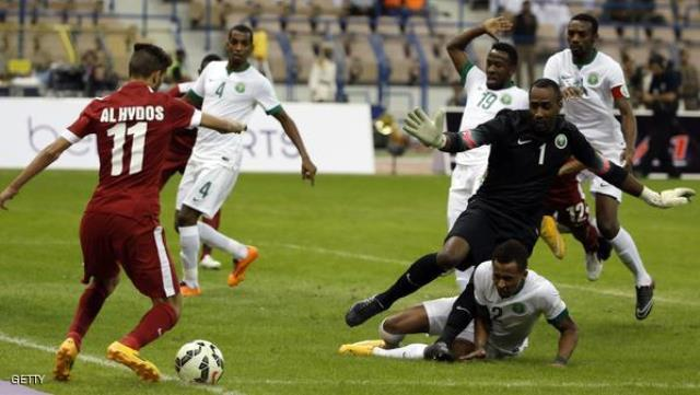 السعودي بالأبيض والقطري بالعنابي في نهائي كأس الخليج