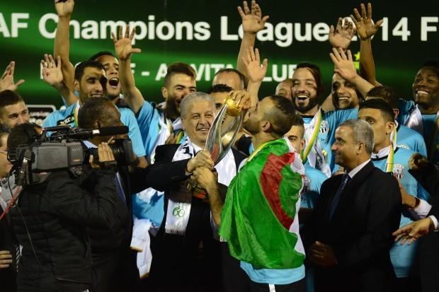 استقبال حكومي وشعبي لوفاق سطيف بطل افريقيا