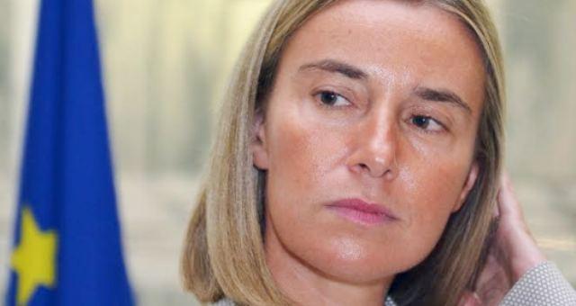 فيديريكا موغيريني.. الاعتراف بفلسطين والافخاخ الاسرائيلية