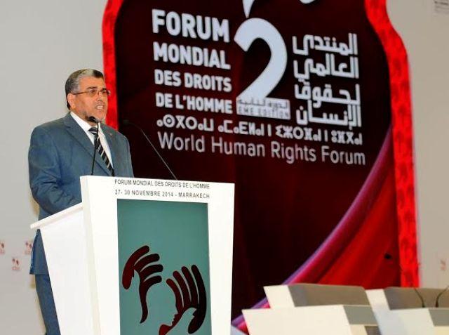 العاهل المغربي: بلدنا يتقدم بخطى حثيثة على درب الديمقراطية وجدير بأن يفتخر بحصيلة الإنجازات