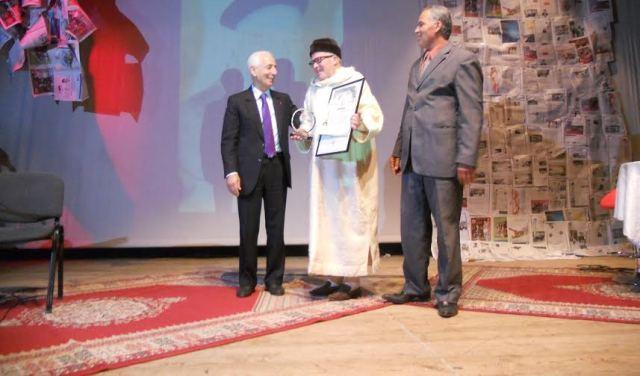 الموت يغيب الممثل الفلسطيني محمود سعيد