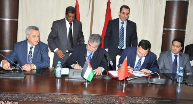التوقيع في الرباط على اتفاق بين المغرب وفلسطين يروم تعزيز التعاون في ميادين الإعلام والاتصال