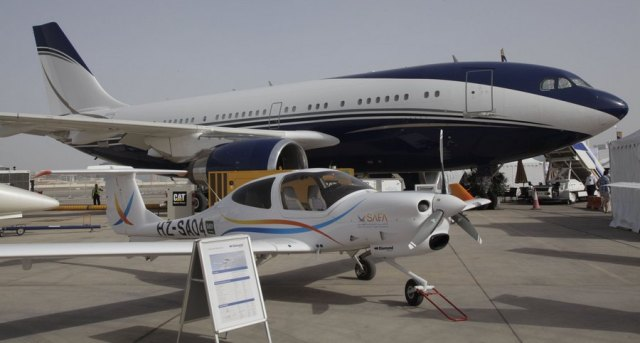 الدار البيضاء تحتضن أول معرض للطيران الخاص بشمال إفريقيا