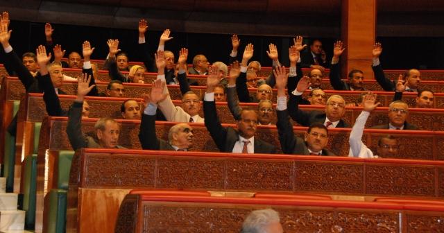 مجلس المستشارين يصادق على الجزء الأول من مشروع قانون المالية..والمعارضة تمتنع عن التصويت
