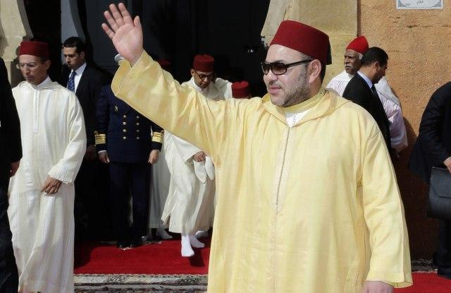 العاهل المغربي يعبر عن إدانته القوية للإرهاب بكل أشكاله