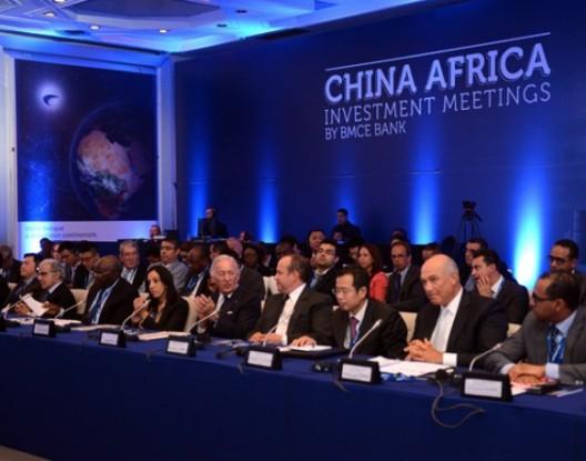 الصين تزاحم باريس في اسواق المغرب العربي