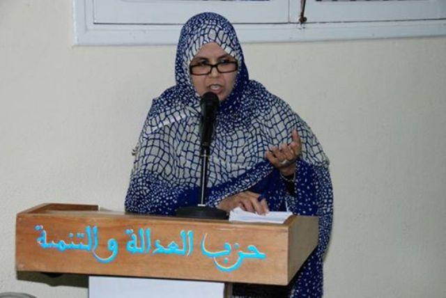 حلم نائبة برلمانية بالراحل باها يفجر جدلا داخل حزب العدالة والتنمية