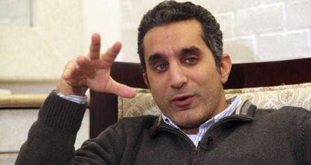 الحكم على باسم يوسف بدفع مبلغ 50 مليون جنيه