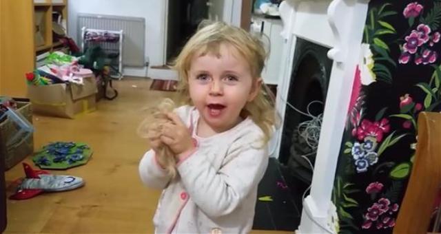 بالفيديو: أظرف 5 أطفال أضحكوا العالم في 2014