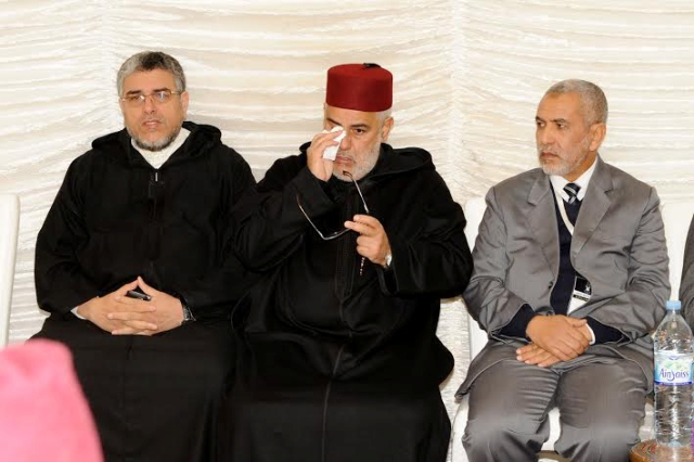 رحيل الأخت الكبرى لرئيس الحكومة المغربية سوف يعمق من جراحه بعد الموت المفجع لرفيقه عبد الله باها
