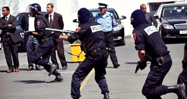 تفكيك شبكة إجرامية في طنجة تستعمل العنف تحت ذريعة