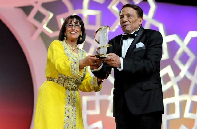 انطلاق مهرجان مراكش السينمائي بتكريم النجم المصري عادل إمام