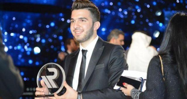 فوز المشترك السوري حازم شريف بلقب