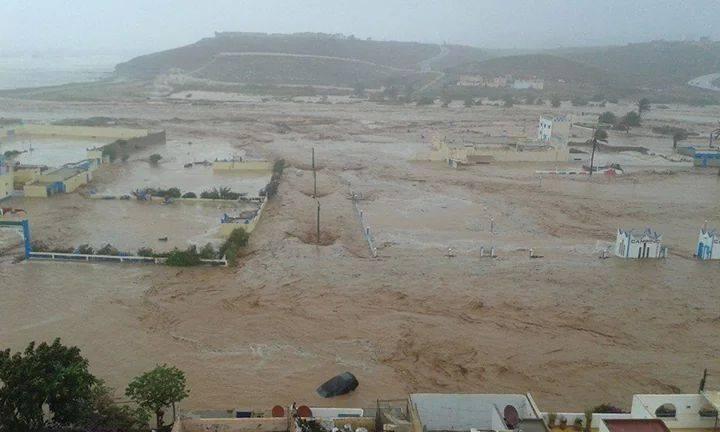 الفريق الدستوري يدعو إلى تشكيل لجنة لتقصي الحقائق في فيضانات جنوب المغرب