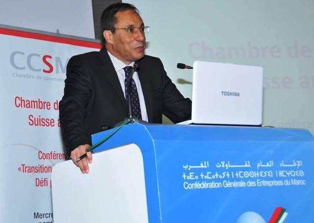 الوزير اعمارة : المغرب مطالب بتأمين حاجياته من الغاز الطبيعي