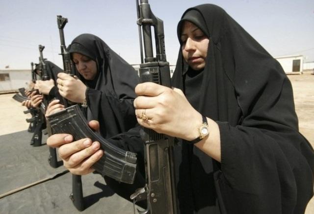 تفكيك خلية إرهابية متخصصة في استقطاب متطوعات مغربيات وإسبانيات لتنظيم