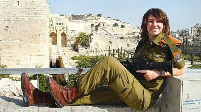 أنباء متضاربة عن اعتقال مجندة اسرائلية تقاتل ضد