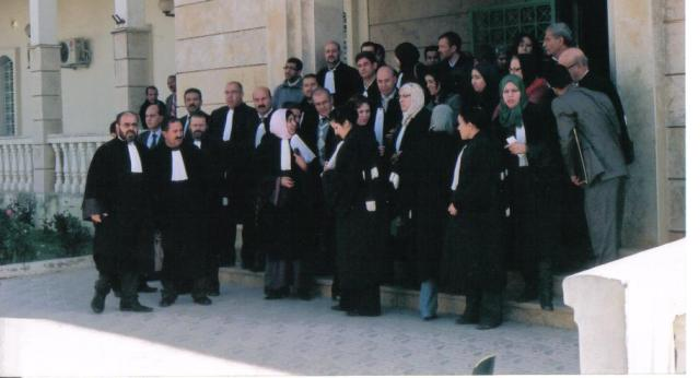 جمعية هيئات المحامين المغاربة تتمسك بملفها المطلبي ومواصلة الدفاع عنه
