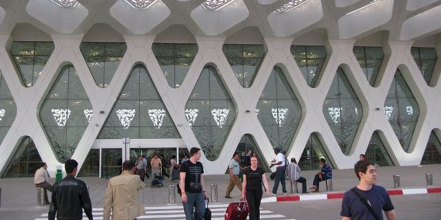 ارتفاع حركة المسافرين عبر مطار مراكش ـ المنارة الدولي