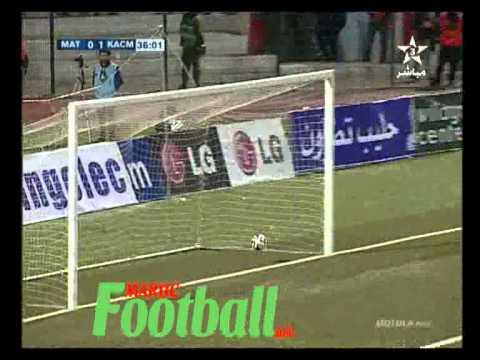 المغرب التطواني 0 - 2 الكوكب المراكشي