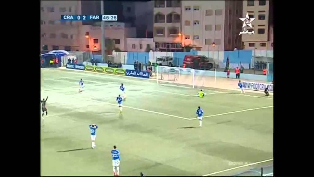 شباب الحسيمي 0 - 4 الجيش الملكي