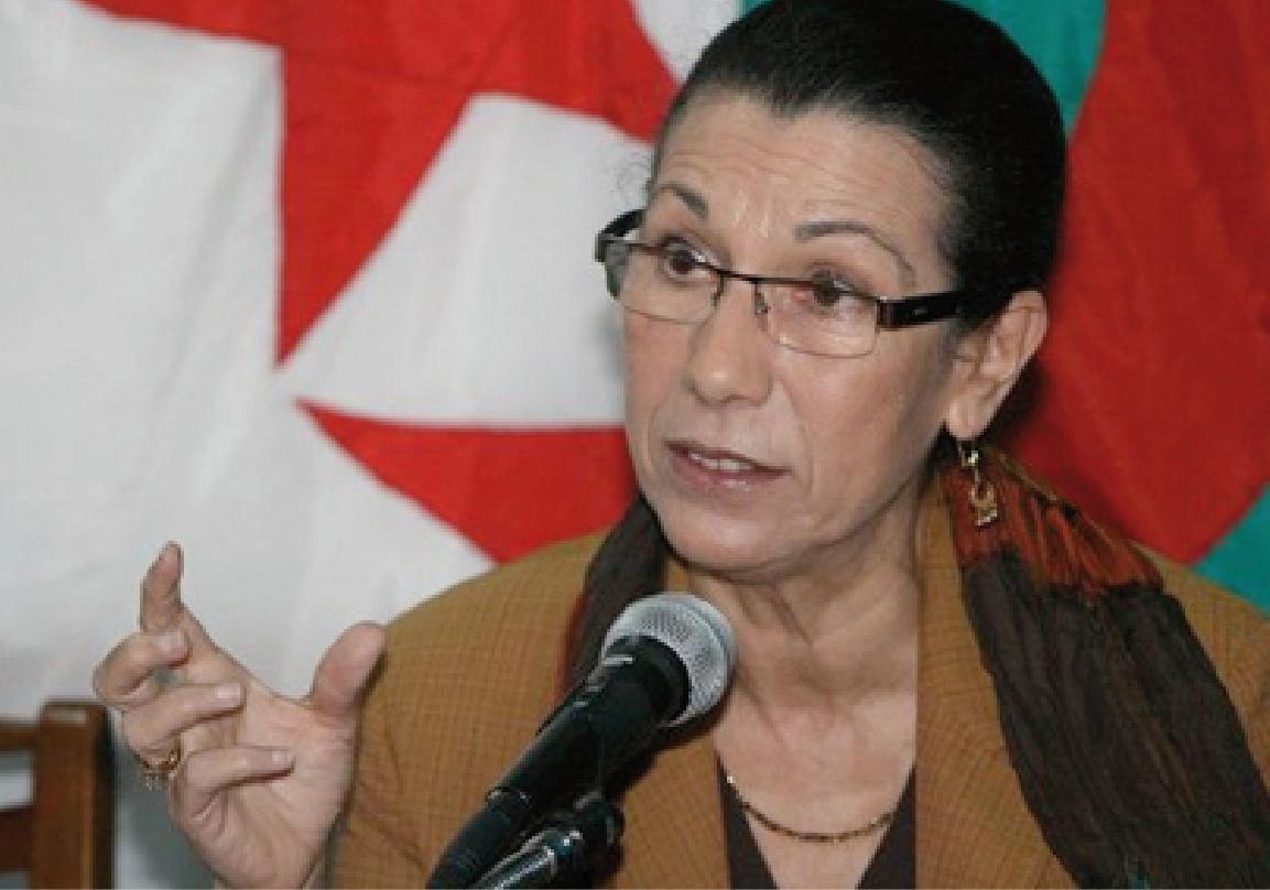 لويزة حنون: المال المشبوه يسيطر على القرار السياسي