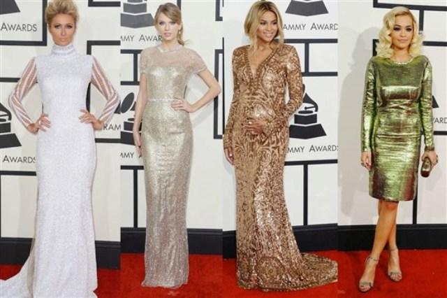 بالصور:اجمل فساتين ارتدتها النجمات في 2014
