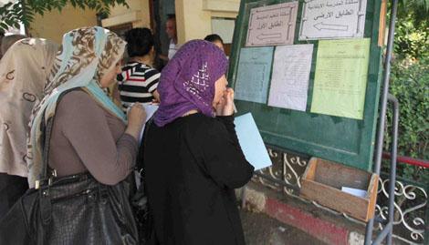 الجزائر..تجمّيد ترقية 240 ألف موظف في التربية باسم القانون