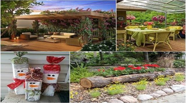 بالصور: 15 طريقة لاستخدام الخشب في ديكور المنزل