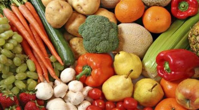 10 فواكه وخضروات لعلاج ارتفاع ضغط الدم