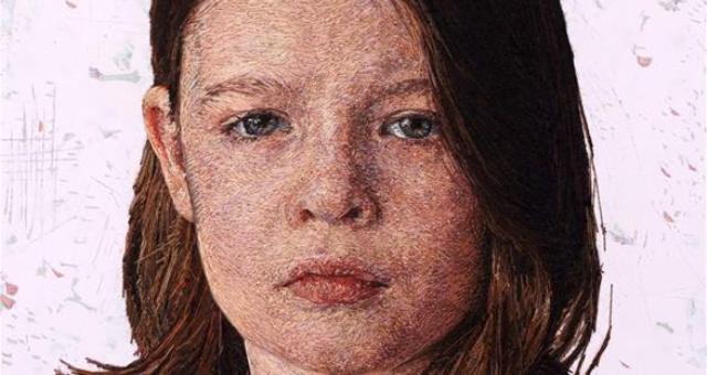 أمريكية تصنع من الخيوط لوحات شديدة الواقعية