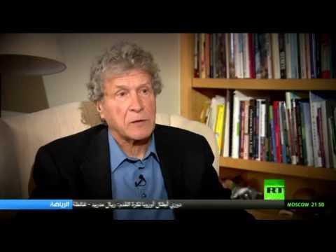 جون بركنز يشرح كيف تقوم أمريكا باغتيال الدول اقتصادياً كامل