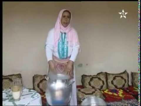 أكلات شعبية مغربية :بركوكش