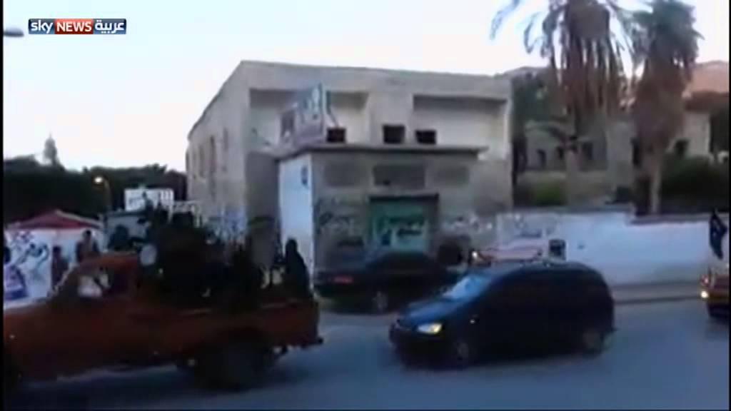 الجيش الليبي يحاصر غريان