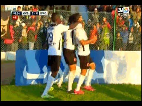 أولمبيك آسفي يلحق أول هزيمة بالوداد البيضاوي