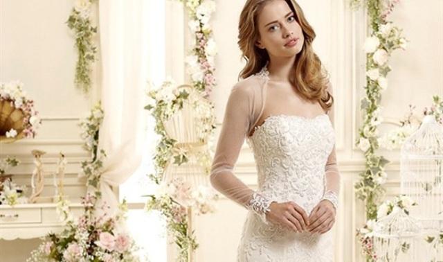 بالصور..أجمل فساتين الزفاف لعروس 2015