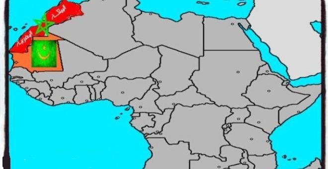 الأوضـاع والتطورات السياسية.. في موريتانيا 1903-1960