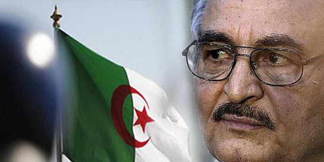 الجنرال الليبي حفتر يقر بتلقي دعم عسكري من الجزائر ومصر